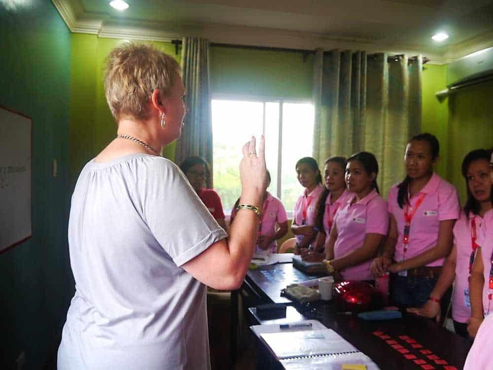 Target菲律宾语言学校-宿雾学校 - 13