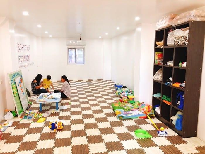 长滩岛CoCo English 儿童学习房