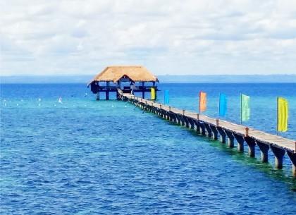 那鲁苏湾岛浮潜