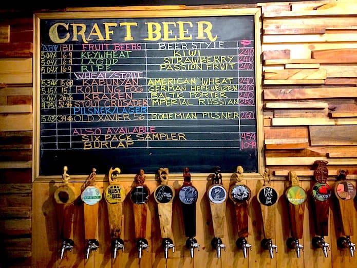 Baguio Craft Beer