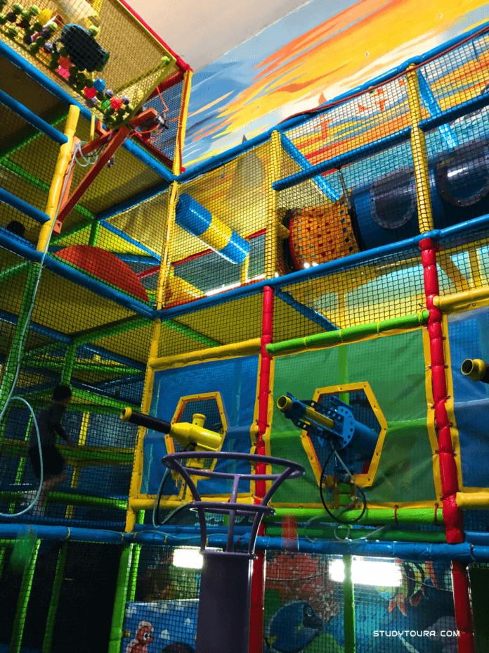 宿雾亲子游学-周末好去处Park Mall Kidsland游乐场 - 10