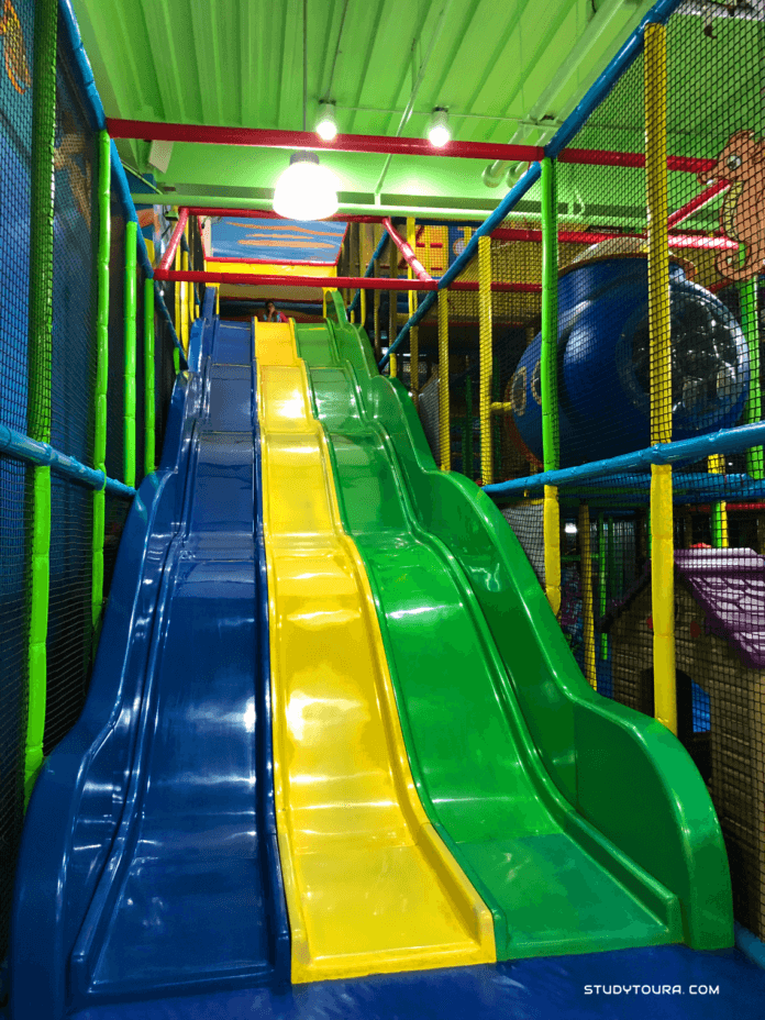 宿雾亲子游学-周末好去处Park Mall Kidsland游乐场 - 11