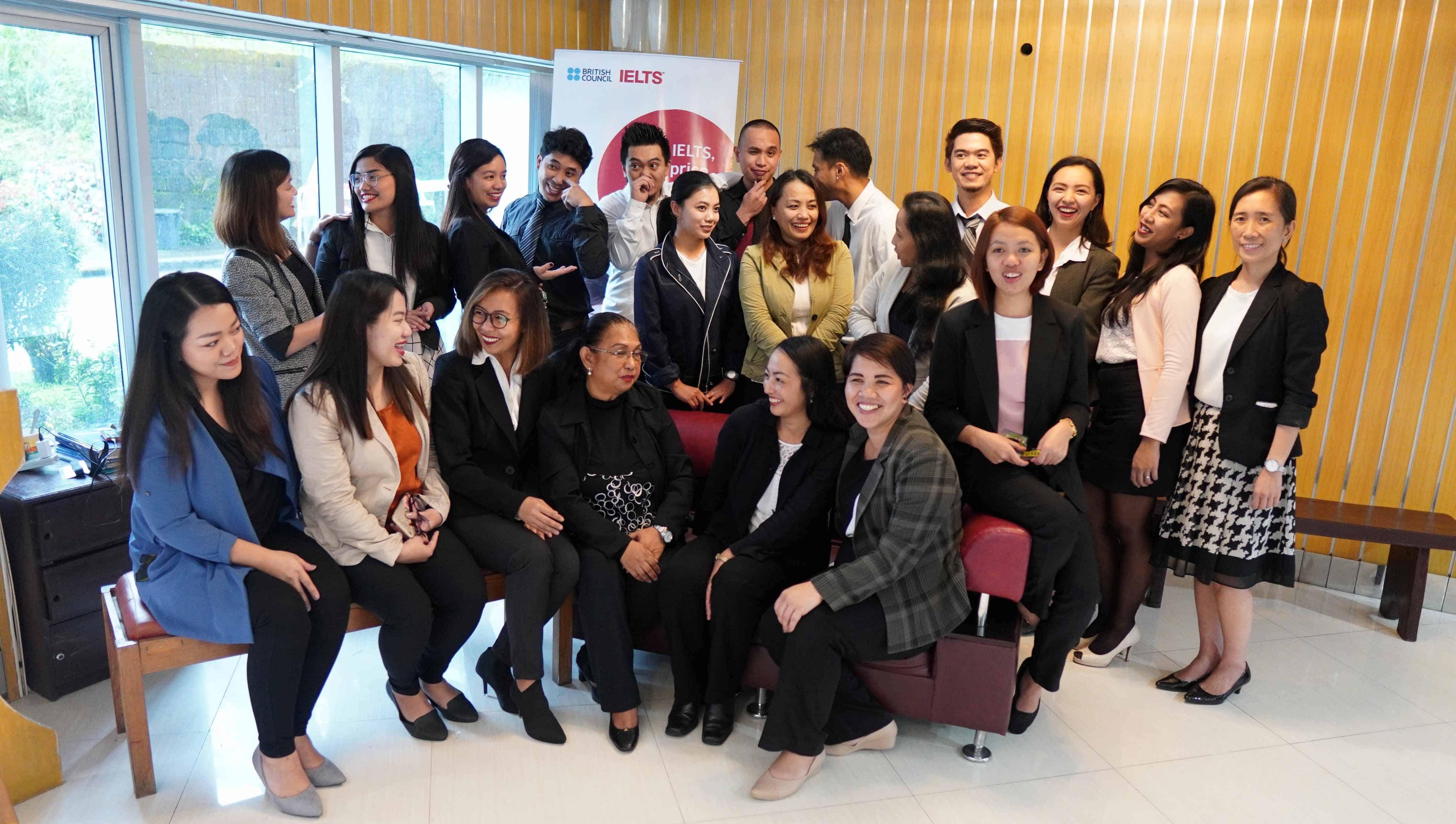 菲律宾PINES雅思教室