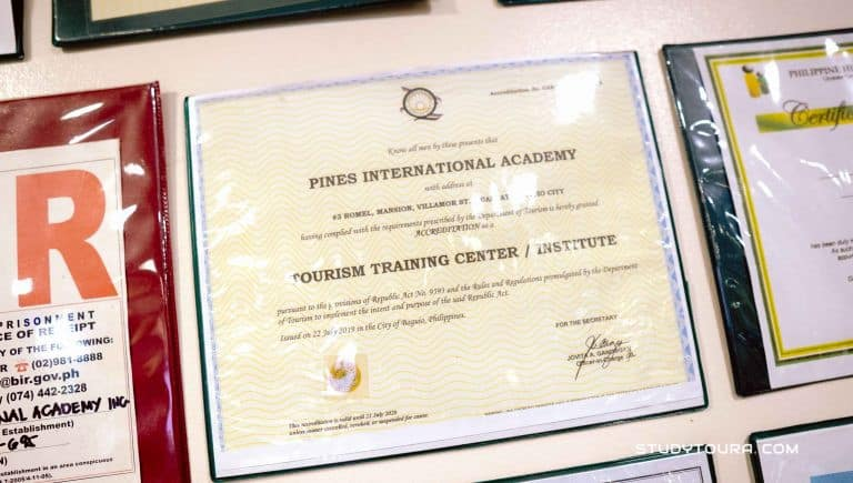 菲律宾英语学校PINES
