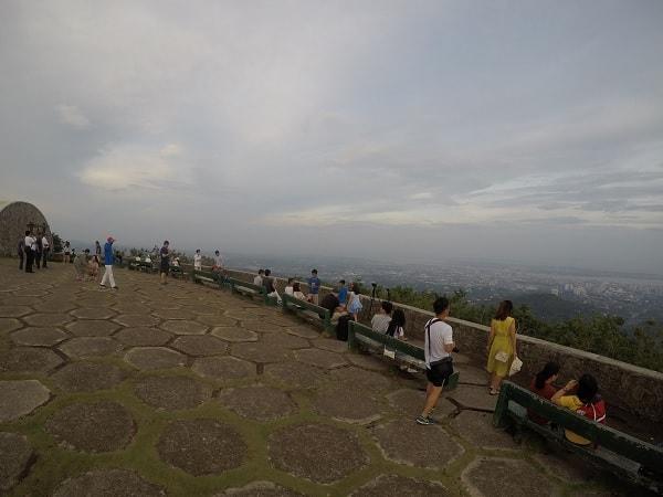 菲律宾宿雾山顶
