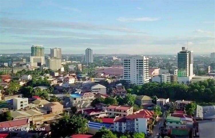 菲律宾总统的家乡达沃游学 - 1
