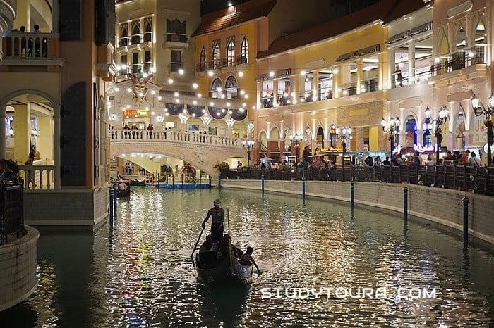 威尼斯大运河购物中心