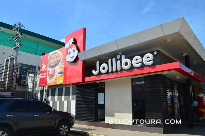 菲律宾马尼拉Jollibee