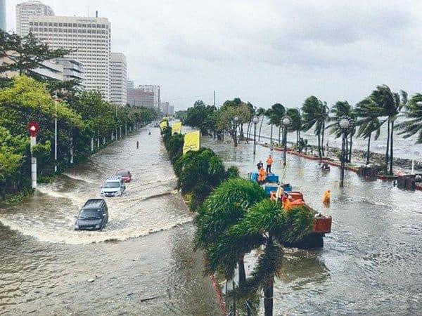 菲律宾马尼拉街道