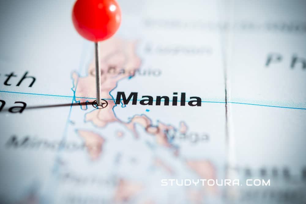 菲律宾马尼拉游学