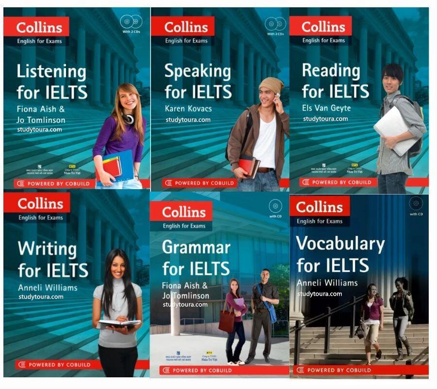 雅思词汇量排名前10的pdf书籍8