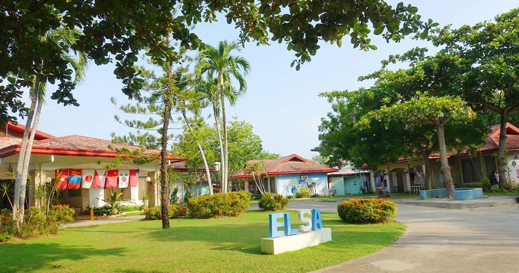 菲律宾亲子游学语言学校ELSA
