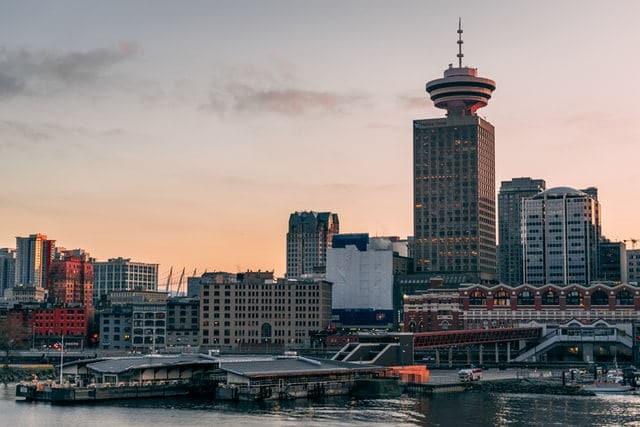 加拿大温哥华游学