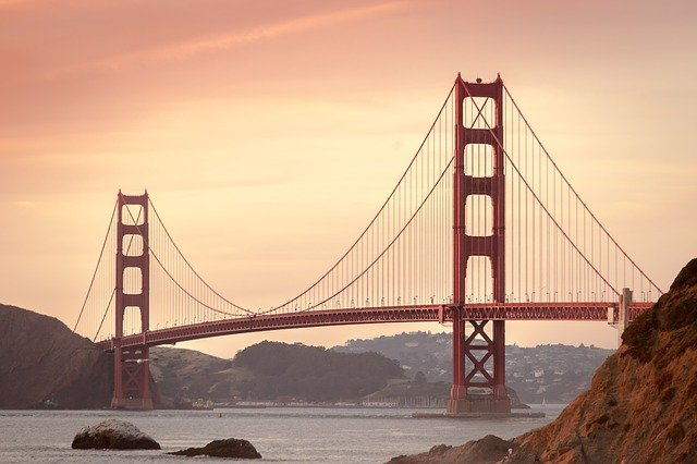 美国旧金山游学