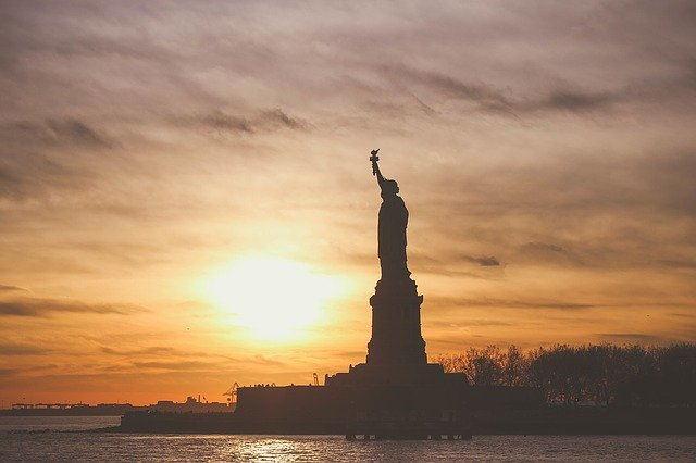 美国纽约游学-自由女神