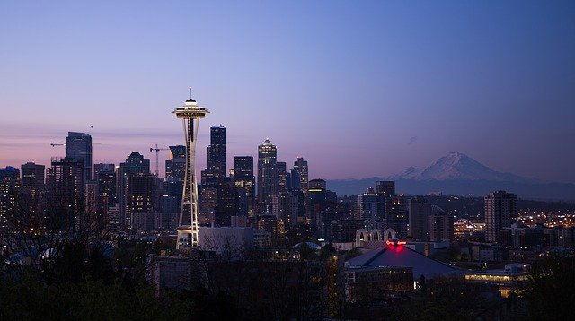 美国西雅图游学